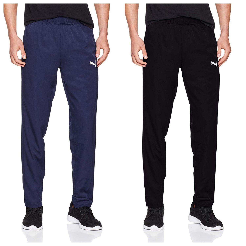 Puma Men's Active Woven Pants Op Srl Training Jogging Sports Trousers  855512 | eBay