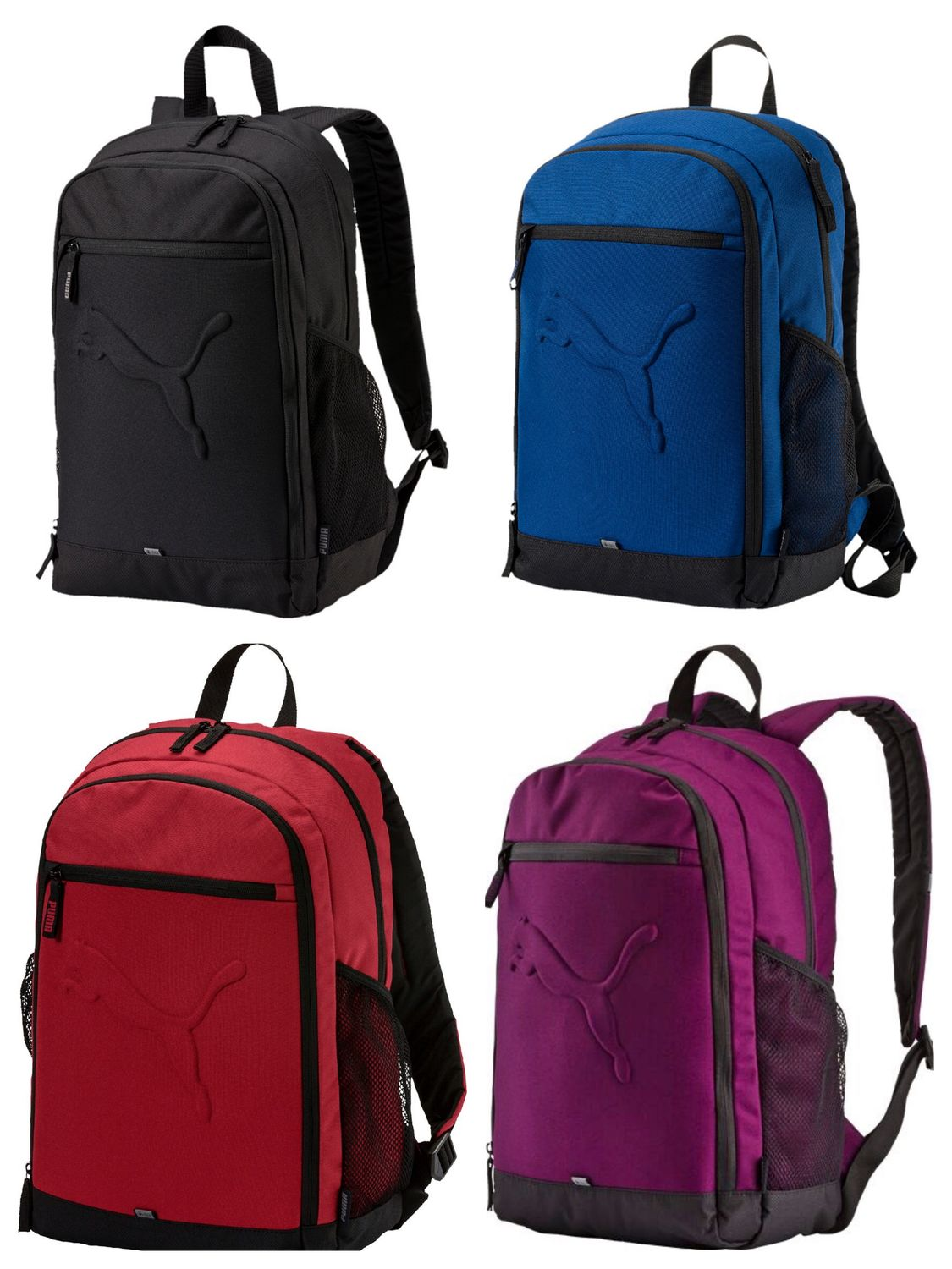 7220bf28f8e9 Details about Puma Buzz Backpack Backpack 073581