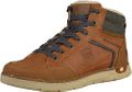 Dockers by Gerli 42IS111 Herren High Top Sneaker Mid Cut Stiefel Warmfutter