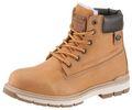 Dockers by Gerli 43LU101 Herren Combat Desert Boots Stiefel Golden Tan