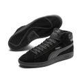 Puma Smash v2 Mid WTR Sneaker Schuhe Retro gefüttert Mid Cut 366810