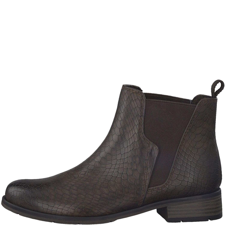 info for 7d02f f2691 Marco Tozzi Damen Stiefeletten Chelsea Boots Schuhe 25013 ...
