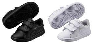 Puma Smash FUN v2 L V PS Low Top Kinder Schuhe Sneaker Laufschuhe Leder 365173