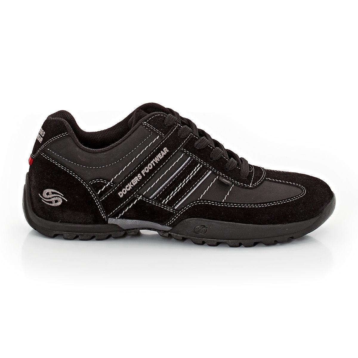 Halbschuhe Gerli By Schuhe Dockers Herren Schwarz Sneakers 322530 rdCWBoQxe