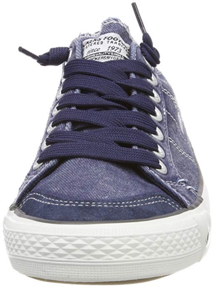 DOCKERS By Gerli 30st027 Herren Sneaker Washed Canvas SCHUHE