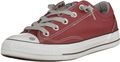 DOCKERS by Gerli 38AY613-710720 Kinder Unisex Canvas Sneaker Low Dunkelrot