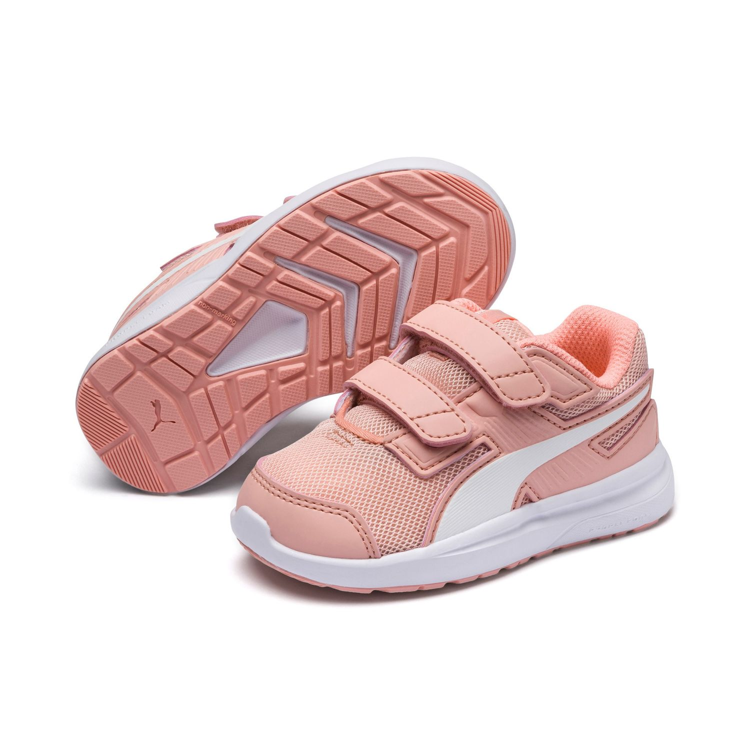 Clothing, Shoes & Accessories Bright Puma Comet V Inf Low Top Kinder Baby Schuhe Sneaker Textil 190677 Peacoat