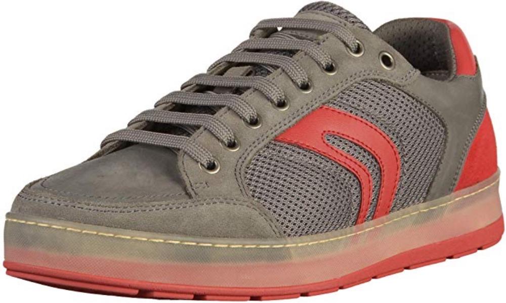 promo code 0120e eb938 Geox Respira Herren U Ariam A Sneaker Low Top Sneaker ...