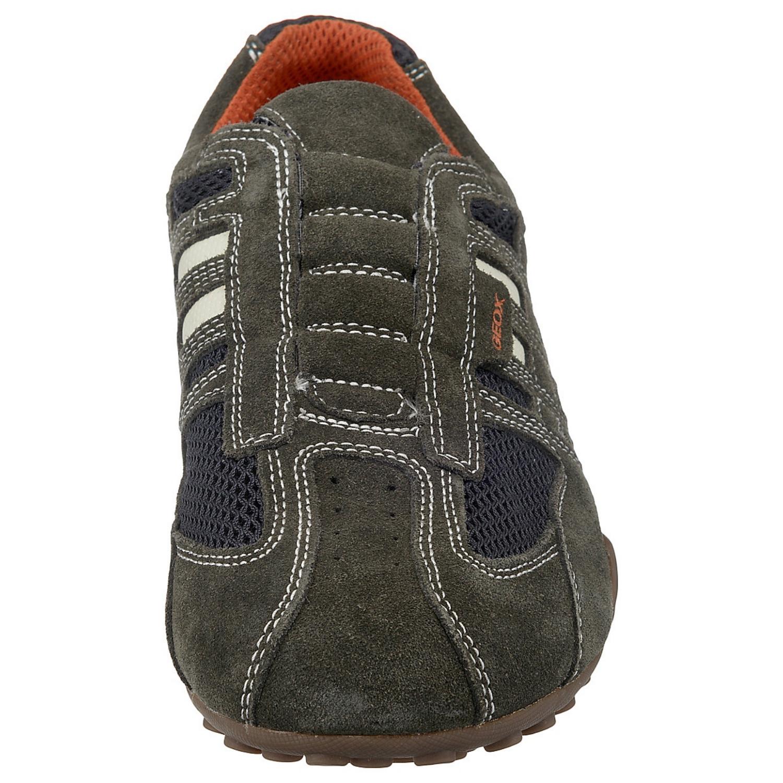 Geox Respira Uomo Snake U4207L C1300 Herren Sneaker