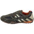 Geox Respira Uomo Snake U4207L C1300 Herren Sneaker Halbschuhe Slipper