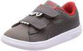 Puma Smash v2 Monster V Inf Low-Top Kinder Schuhe Sneaker 369681 Asphalt
