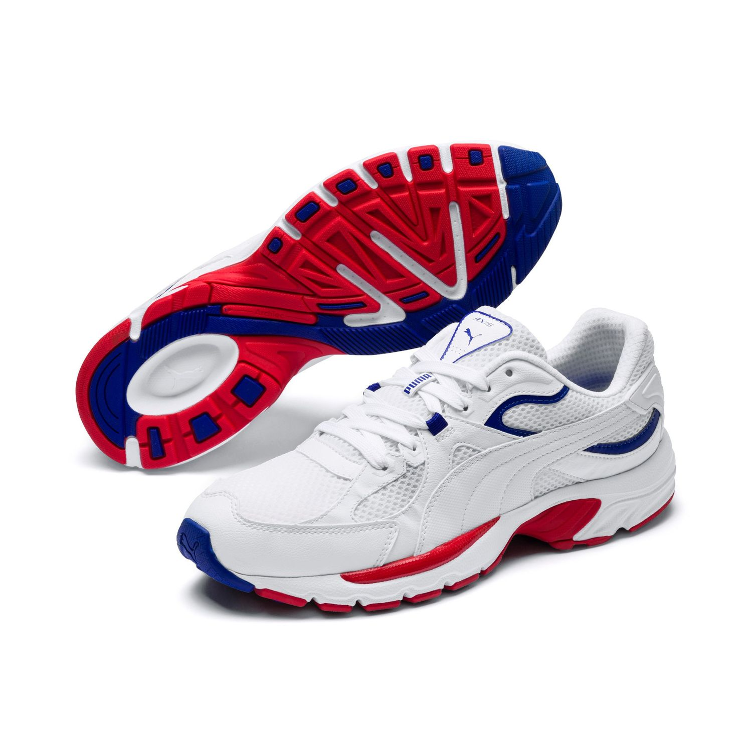 Puma Axis Plus 90s Unisex Fitness Shoes
