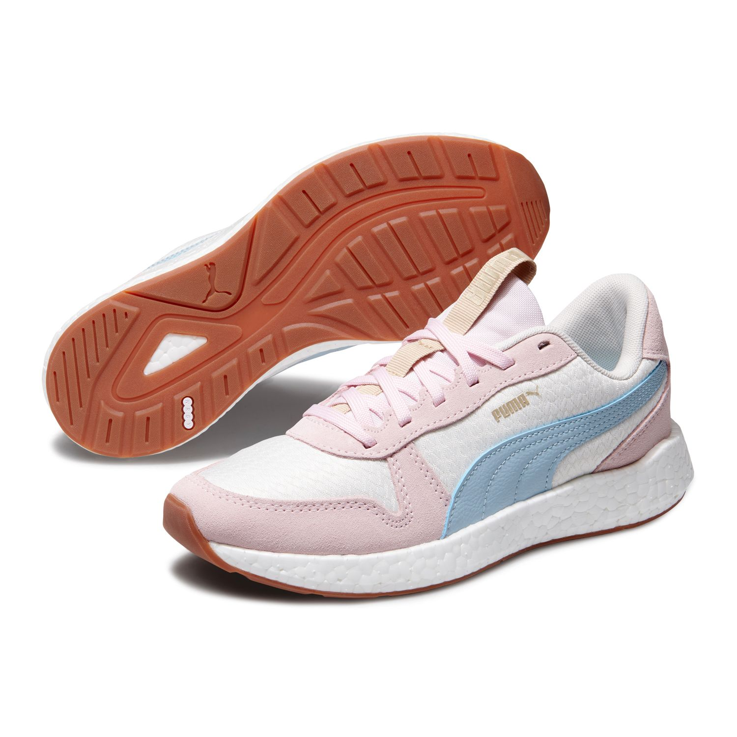 39e5b0ff Details about Puma Nrgy Neko Retro Sweet What Vintage Fitness Shoes 192748  Ladies Whisper