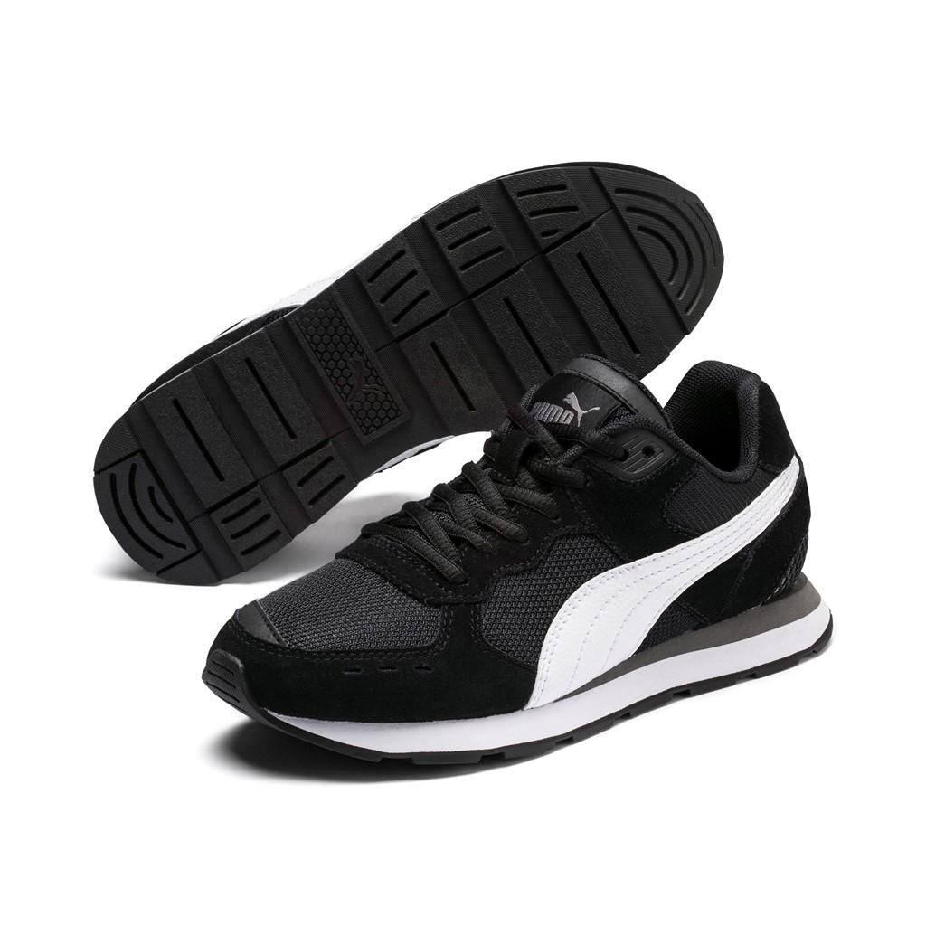 Ziemlich bequem Damen Puma ST Runner Schwarz Blau | Sneakers