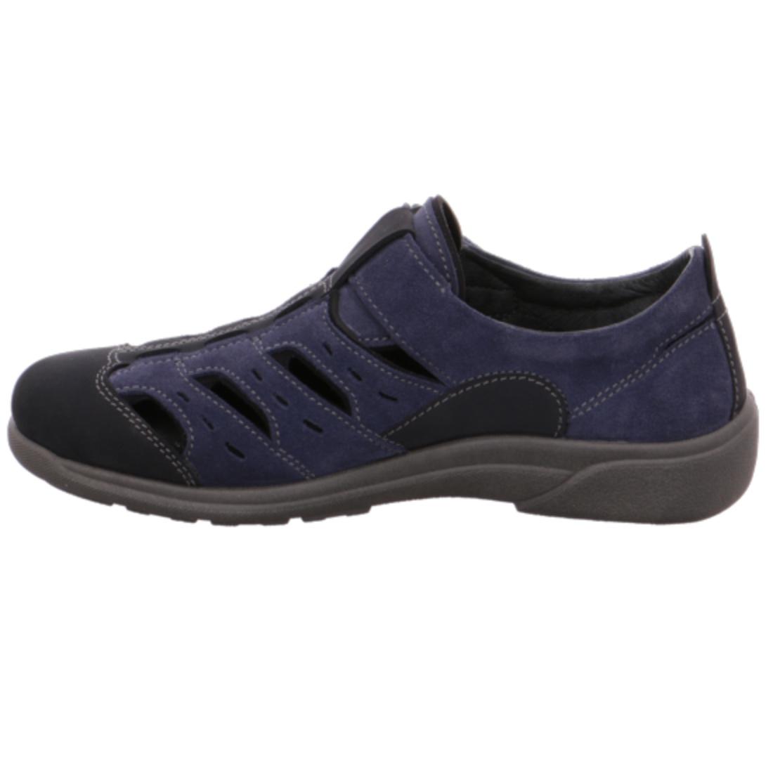 Rohde Rostock Comfort Sandale Slipper Schuhe 1235 Ocean