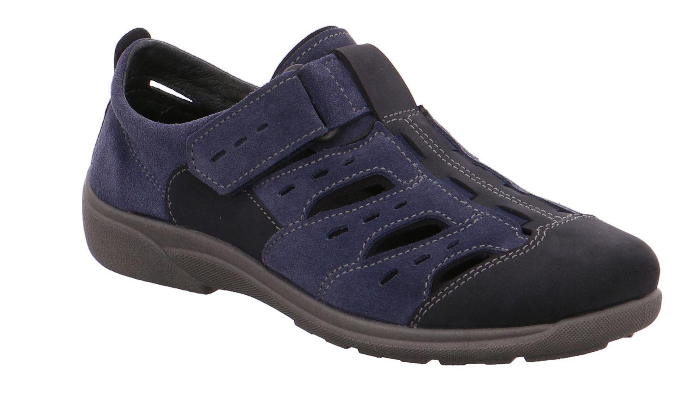 Details about Rohde Rostock Comfort Sandal Slipper Shoes 1235 Ocean Dark Blue Wide F 12 show original title