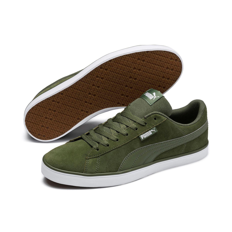 Puma Urban Plus SD Suede 365259 Retro Sneakers Schuhe