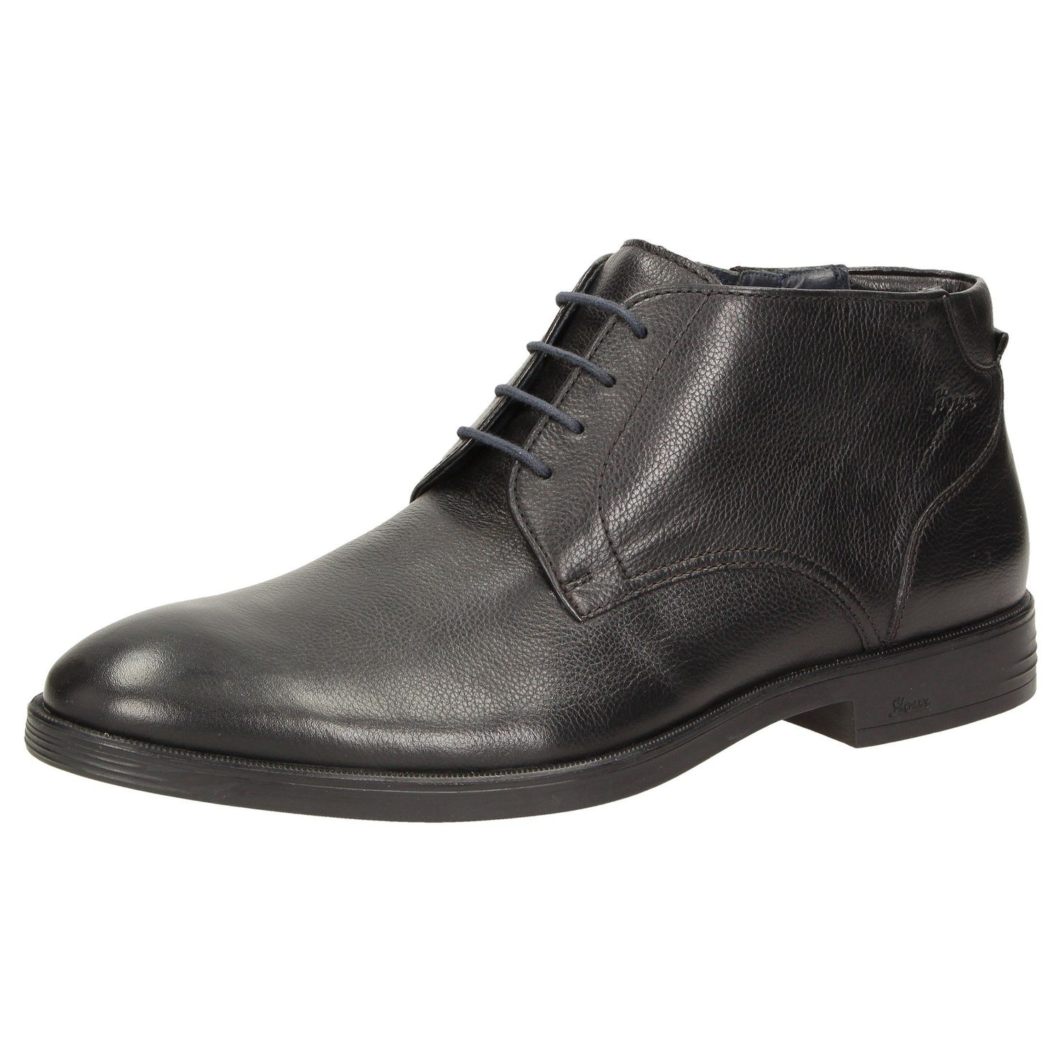 Details Black Extra 35590 Xl Foriolo About Shoes Business Wide 701 Ankle Sioux Boots Ybf76gmvIy