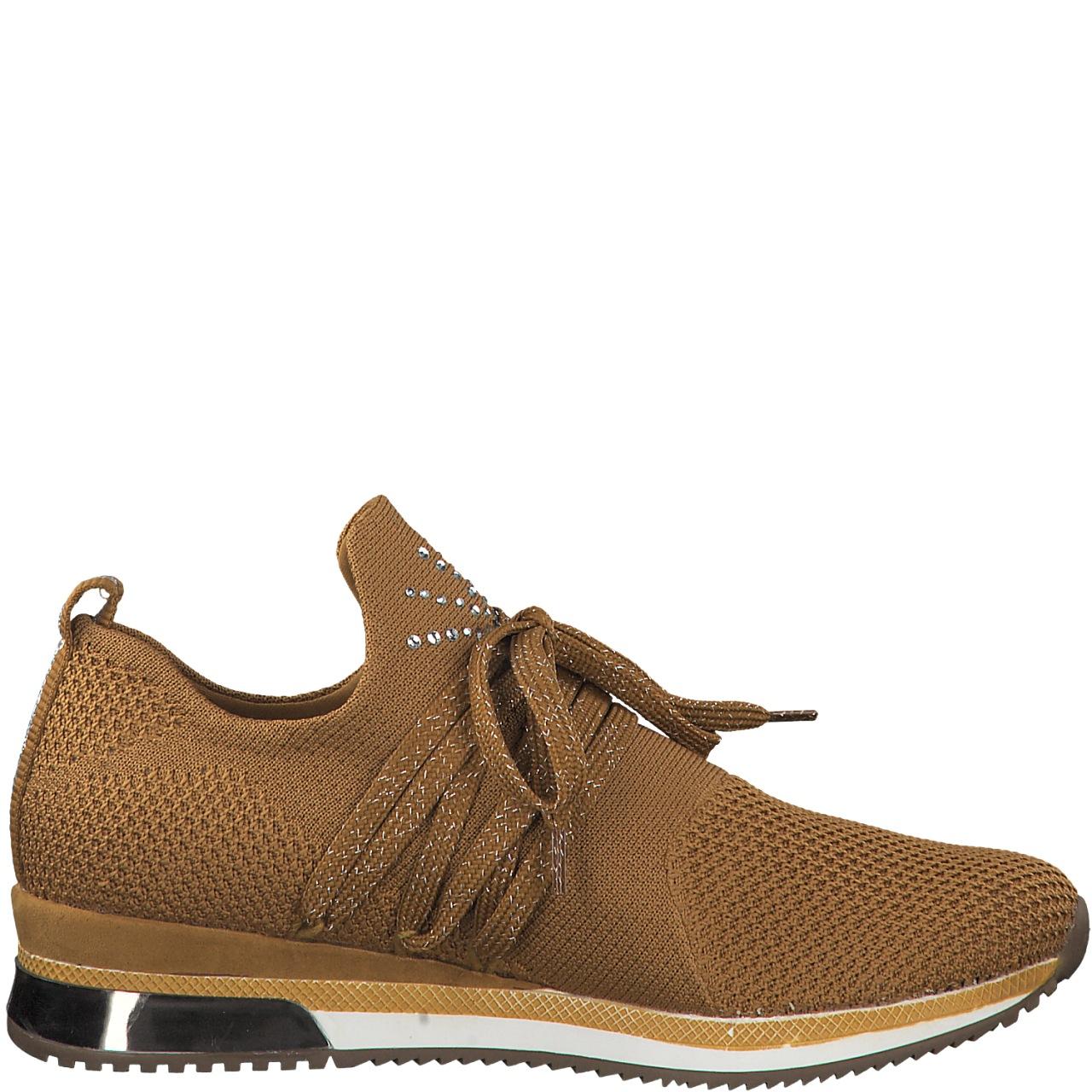 MARCO TOZZI Premio Fashion Slip On Sneaker Low Top 2 23738