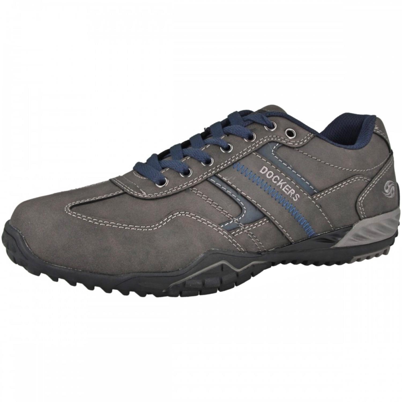 Dockers by Gerli 36HT020 Herren Halbschuhe Sneakers Schuhe Navy