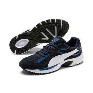 Puma AXIS Plus SD Unisex Fitnessschuhe Sneaker Turnschuhe 370286 Peacoat Blau