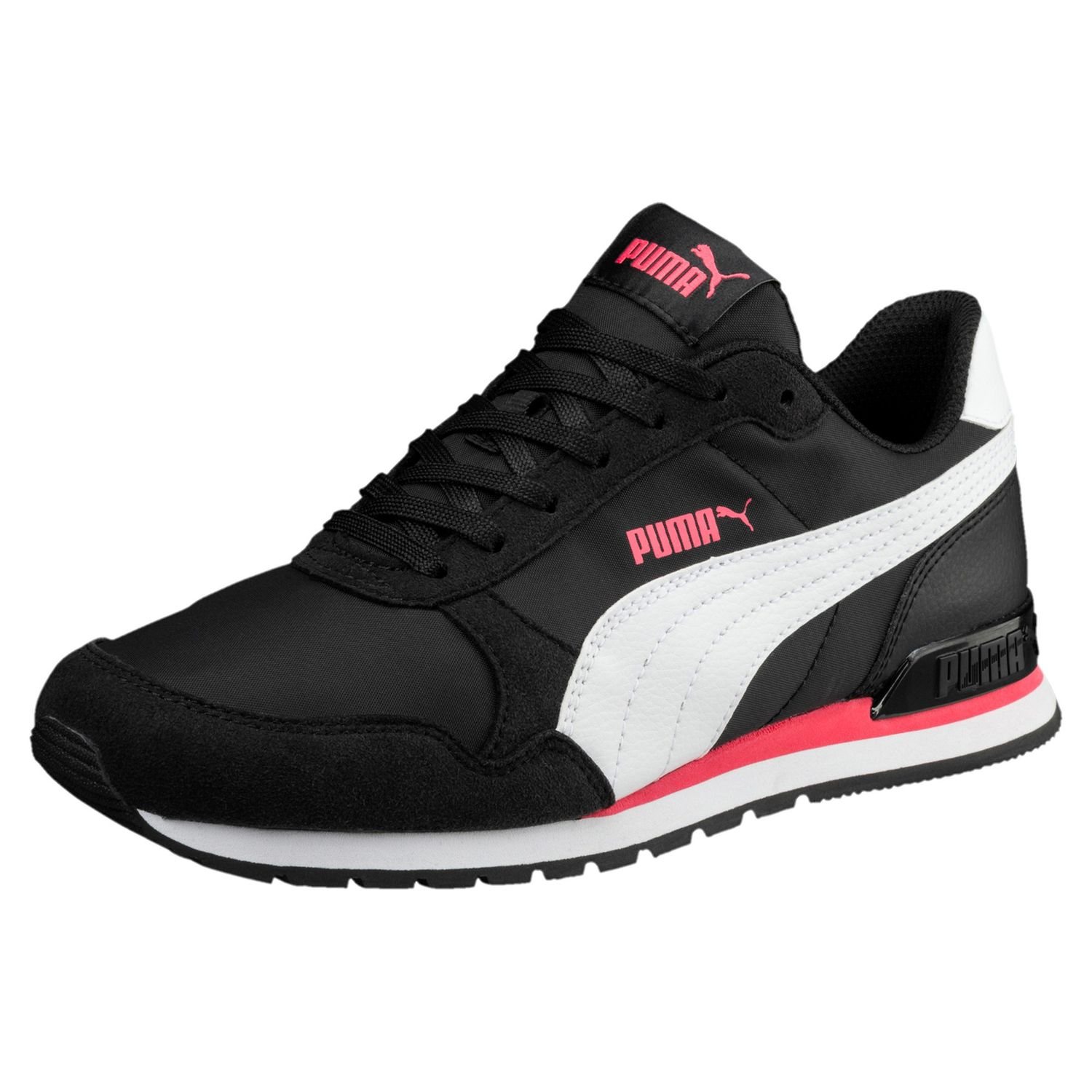 Details about Puma Ladies St Runner v2 Nl Women ´S Sneakers Trainers Low  Top 365278 Black