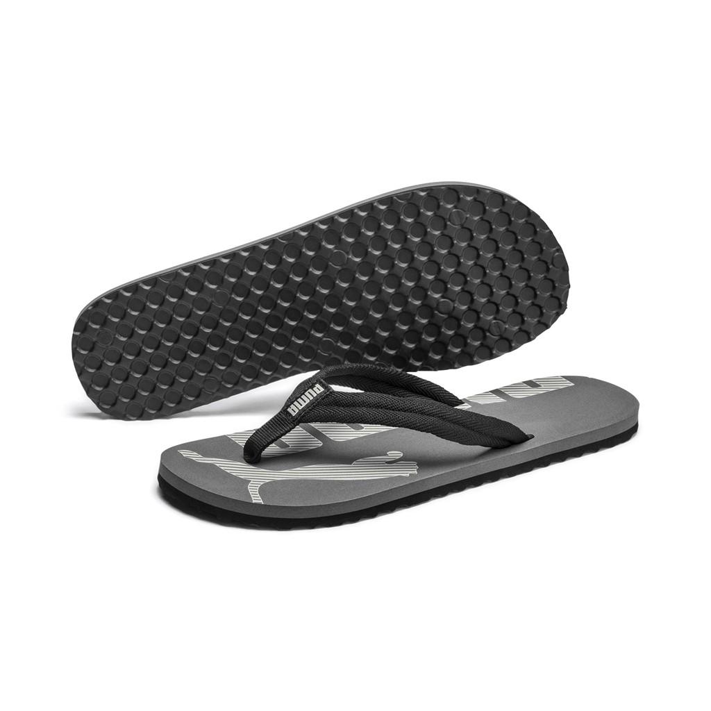Damen Schuhe Puma unisex Schwarz Flip flops Damen Flip