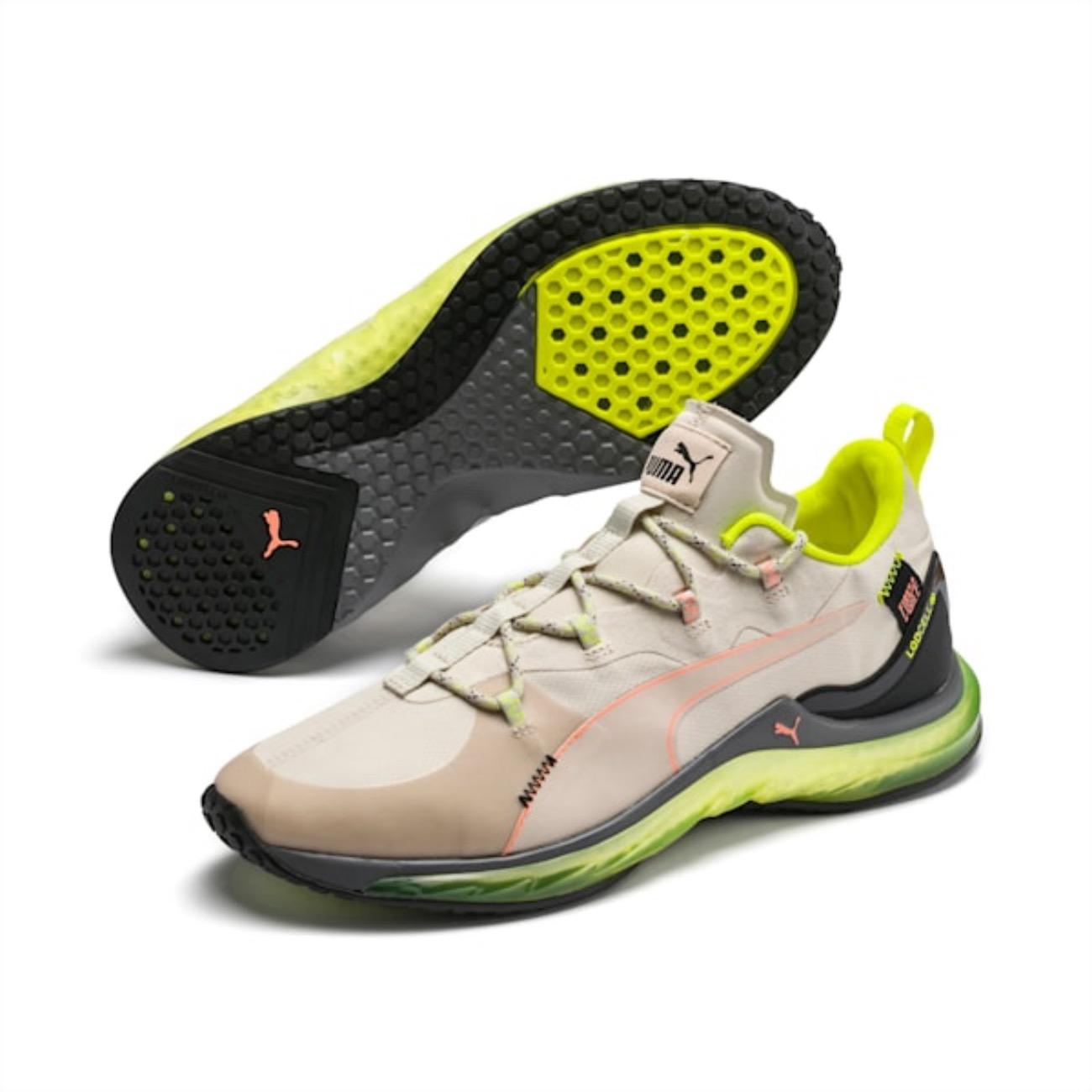 Puma LQDCELL Hydra FM First Mile Laufschuhe Sneaker Recycelt