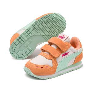 Puma Cabana Racer NL V Inf Unisex Kinder Schuhe Sneaker 3570983 Rosewater