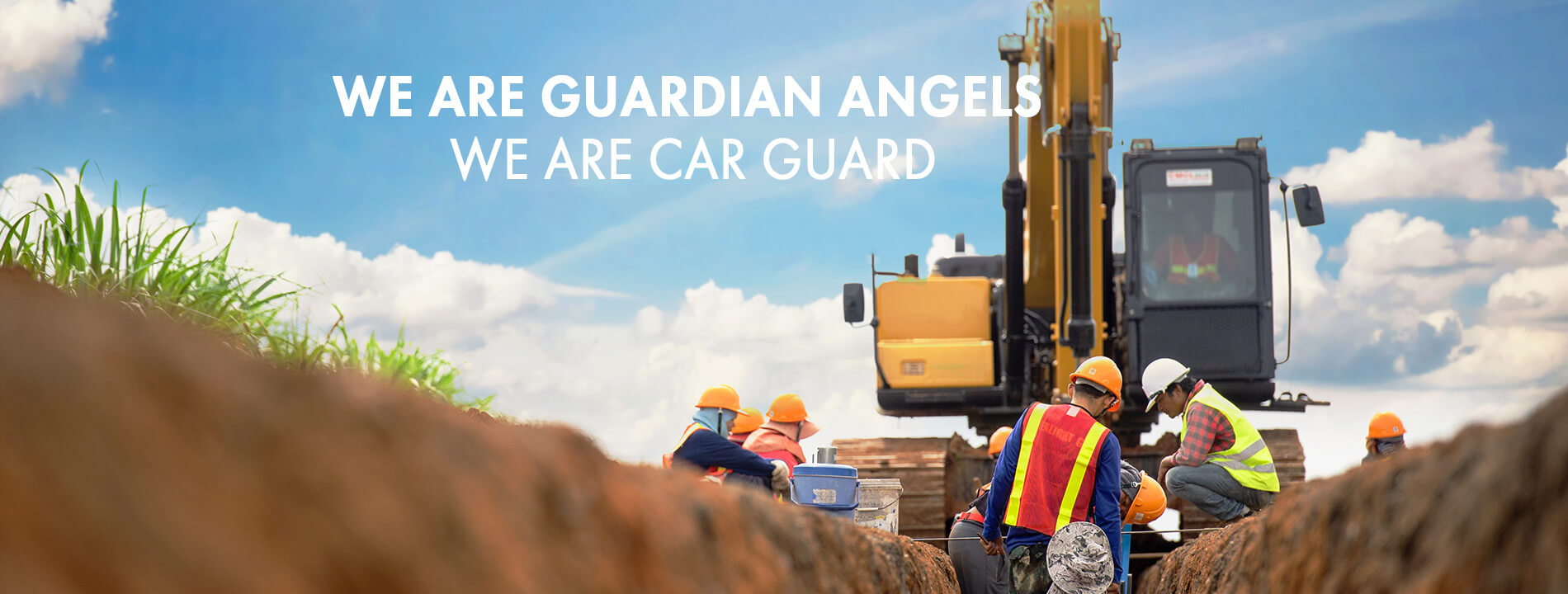 We are guardian angels - We are Car Guard