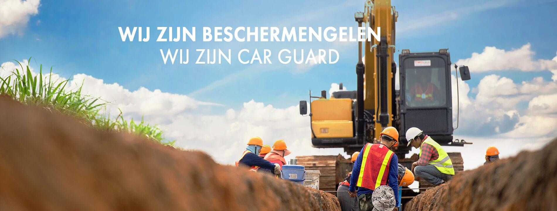 Wij zijn beschermengelen - Wij zijn Car Guard