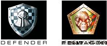Defender Pentagon