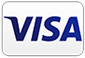 Payment method Credit card (VISA)