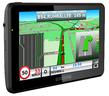 SNOOPER Bus&Coach S6900 Bus- Navigationssystem – Bild 12
