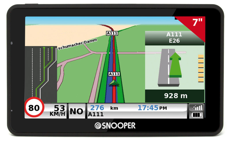 SNOOPER Bus&Coach S6900 Bus- Navigationssystem – Bild 10