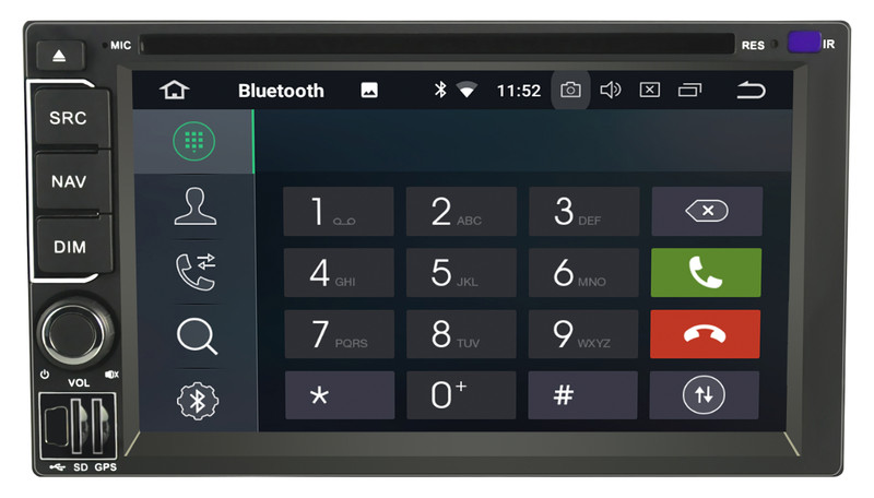 CARGUARD IntelliRoute CA9100 DAB Reisemobil-Navigationssystem – Bild 18