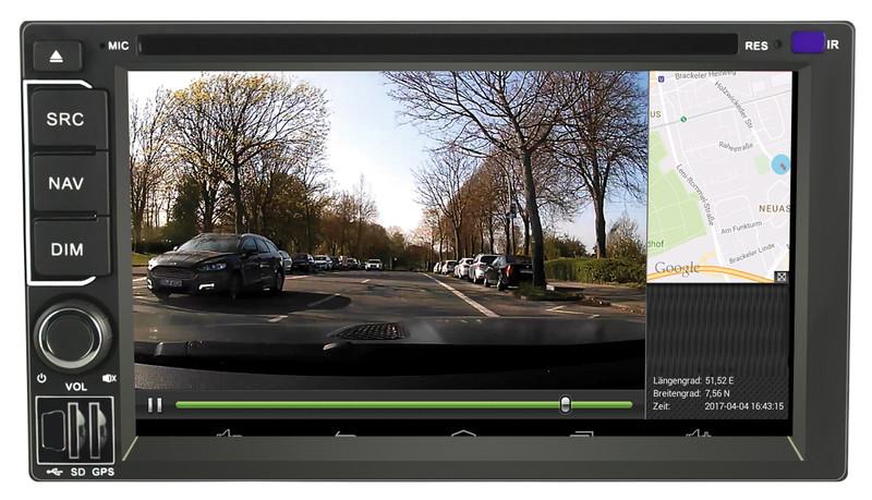 CARGUARD IntelliRoute TR9100 DAB LKW- Navigationssystem – Bild 10