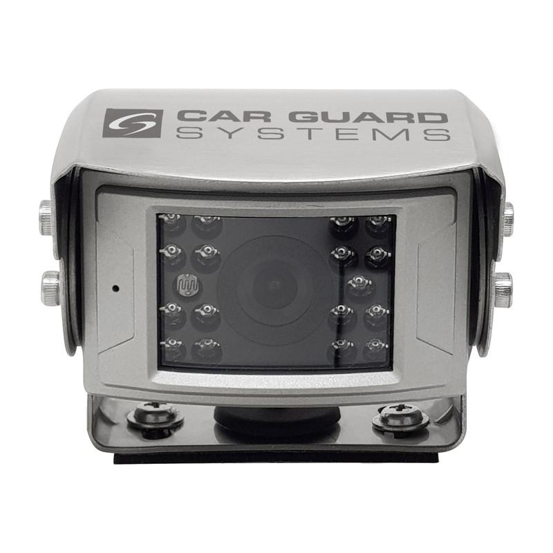 CARGUARD REAR ANGEL VIEW ™ RAV-F Rückfahrkamera, Full-HD für AHD-Monitore, 115°, silber, 9-32V, PAL – Bild 4