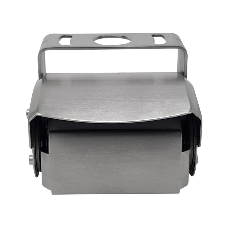 CARGUARD REAR ANGEL VIEW ™ RAV-M Mini-Shutter-Rückfahrkamera, Full-HD für AHD-Monitore, 130°, silber, 9-32V, PAL – Bild 16
