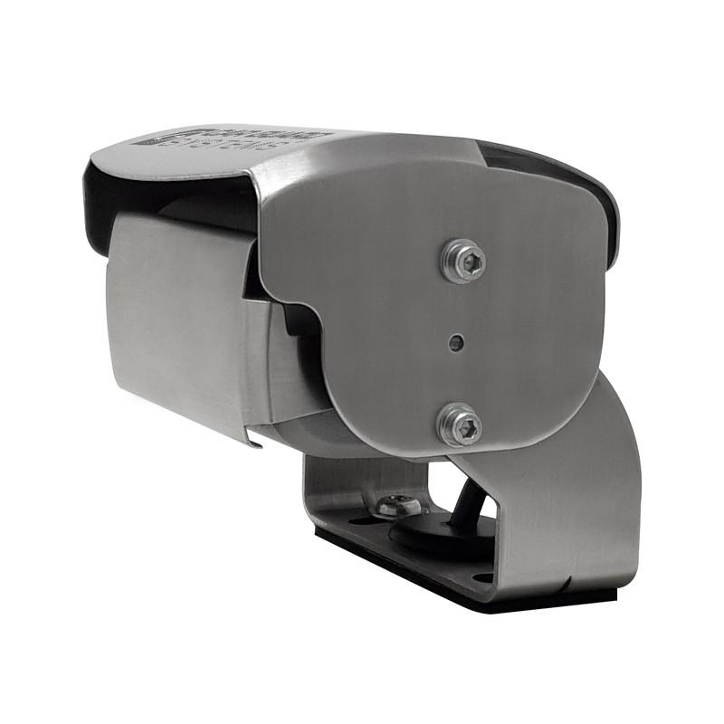 CARGUARD SNOOPER REAR ANGEL VIEW ™ RAV-M Mini-Shutter-Rückfahrkamera, 700TVL, 118°, silber, 9-14V, PAL – Bild 8