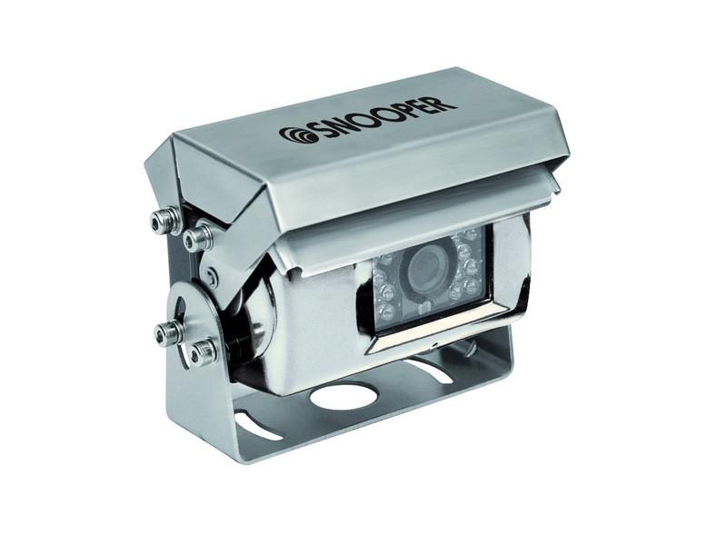 CARGUARD Rückfahrkamera mit motorischer Verschlußklappe 12V – Bild 2