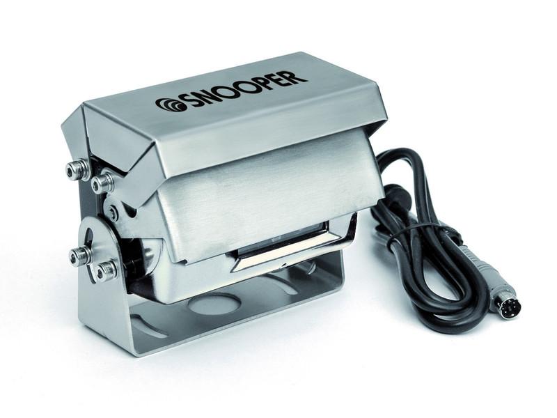 CARGUARD Shutter-Rückfahrkamera mit motorischer Verschlußklappe 12V – Bild 3