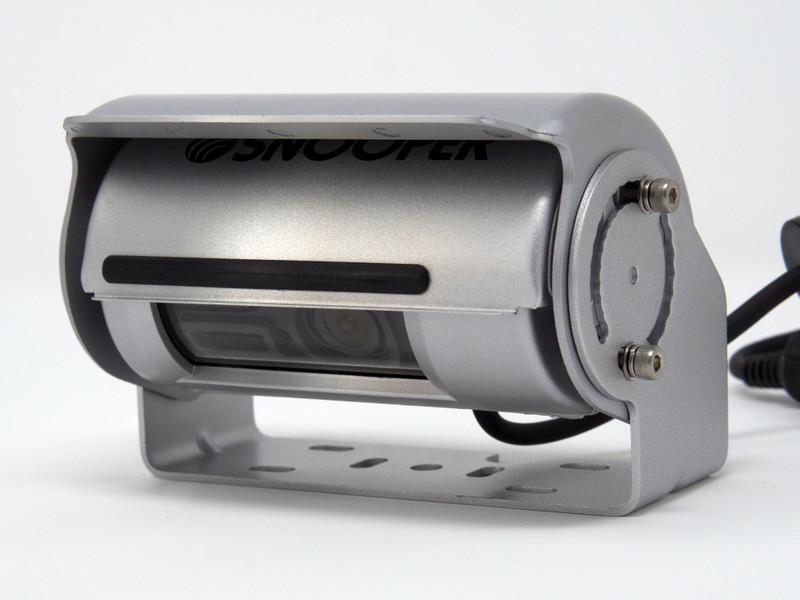CARGUARD SNOOPER Shutter-Rückfahrkamera mit zwei getrennten Kameramodulen für 12V bis 24V für mobile Navigationssysteme mit Umschaltbox – Bild 4