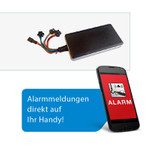 CARGUARD GSM Pager 001