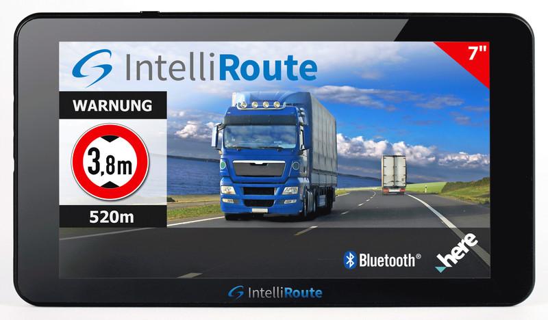 CARGUARD IntelliRoute TR8050 DVR LKW- Navigationssystem – Bild 3