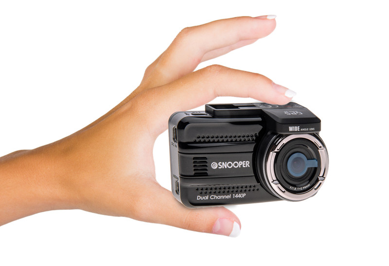 SNOOPER DVR-5HD Dashcam, Frontkamera, Heckkamera, 1080p – Bild 5