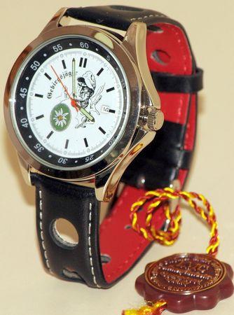 Gebirgsjäger IMC Formula silber Armbanduhr Uhr günstig neu OVP Sonderedition – Bild 1