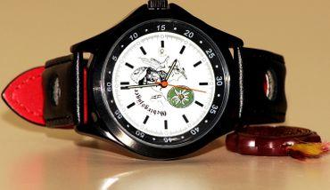 Gebirgsjäger IMC Formula schwarz Armbanduhr Uhr günstig neu OVP Sonderedition – Bild 3