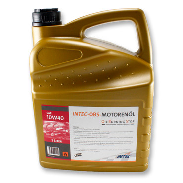 INTEC - OBS - Motorenöl 10W-40 (5 Liter)
