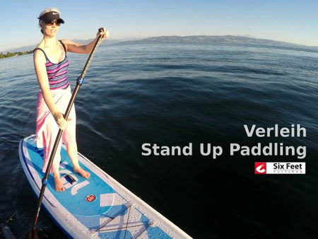 SUP-Verleih: 1Tag (24Std)